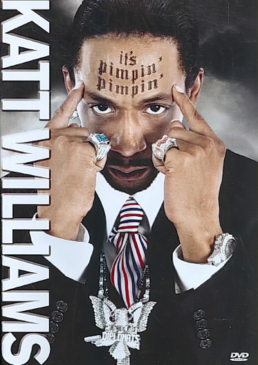 KATT WILLIAMS:IT'S PIMPIN' PIMPIN' BY WILLIAMS,KATT (DVD)